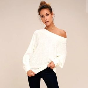 Brand New Free People Palisades Top Small